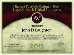 JDL AV rated certificate