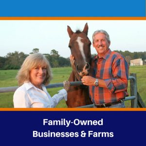 Family-Owned Businesses & Farms